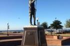 450th Anniversary Celebration Memorial Monument at DeLuna Plaza
