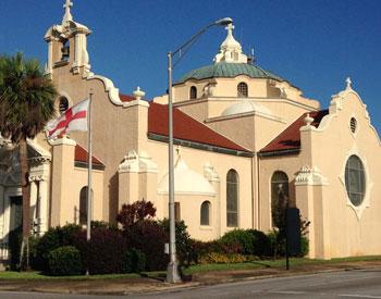 Restoration of Christ Episcopal Church, Pensacola, FL