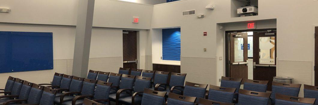 UWF Building 22 Nautilus Chamber Renovation